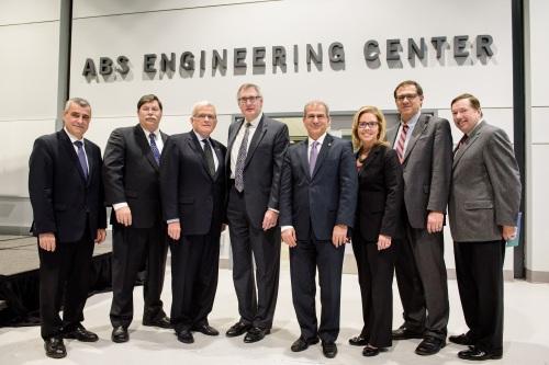 Stevens - ABS Engineering Center