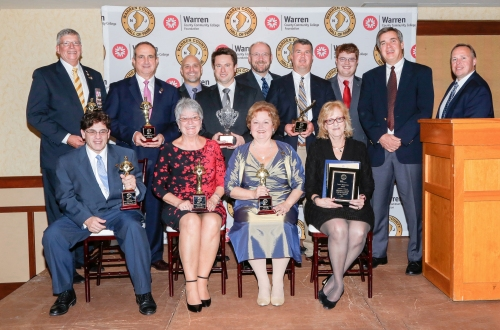 Warren County Community College - 2016 Hall of Fame Inductees