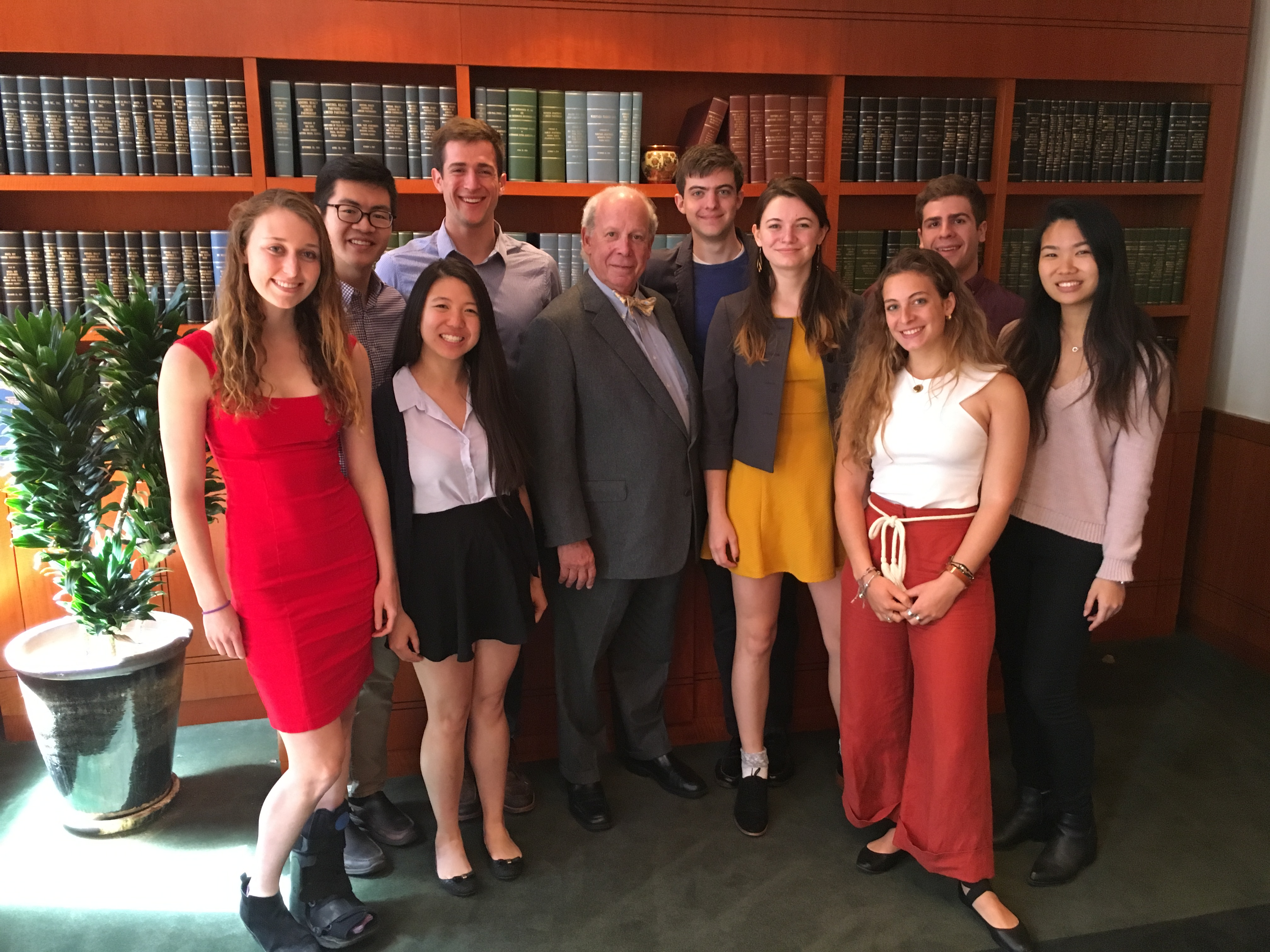 Twelve Princeton University Students Selected As International